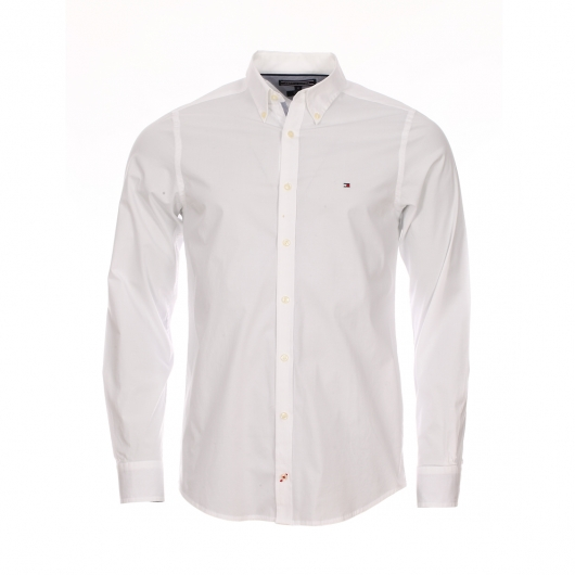 chemise tommy hilfiger blanche